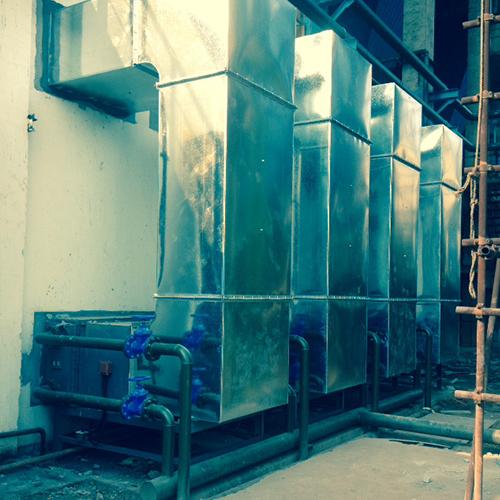 南京梅山宝钢空水冷却器